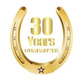 30 years guarantee