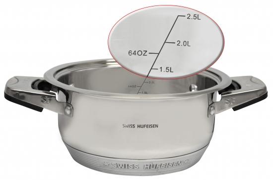 19 pcs cookware set